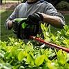 greenworks 60 Volt accu heggenschaar GD60HT