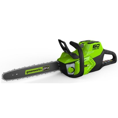 Greenworks 60 Volt accu kettingzaag GD60CS40
