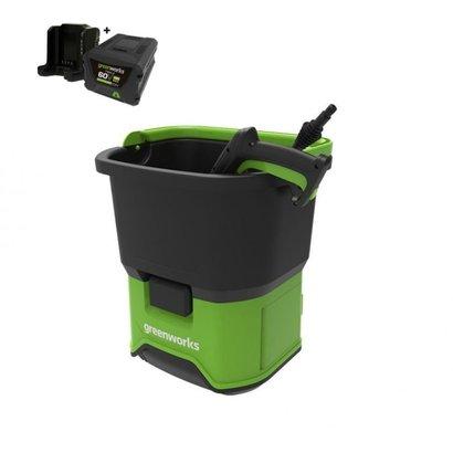 greenworks Hochdruckreiniger GDC60K4