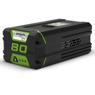 greenworks 80 Volt Lithium Ion battery G80B4