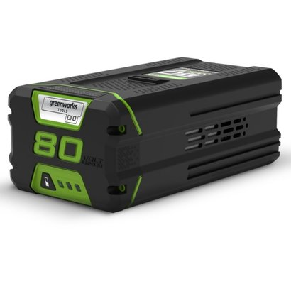 Greenworks 80 Volt Lithium Ion-accu G80B4
