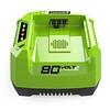 greenworks 80 Volt accu lader G80C