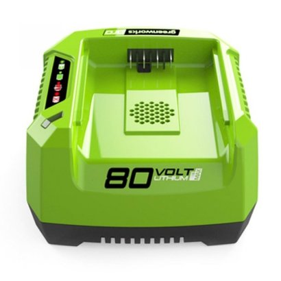 greenworks 80 Volt Ladegerät G80C