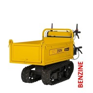 Lumag Mini rupsdumper MD350N
