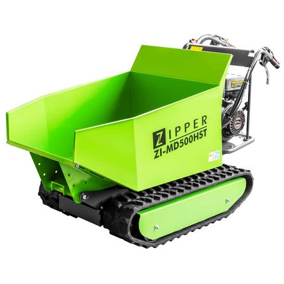 Zipper Machines  Austria Hyd Mini rups dumper ZI-MD500HST
