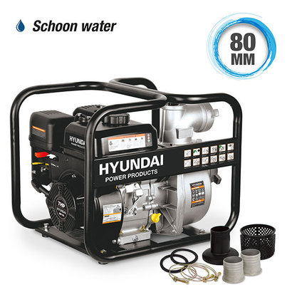 HYUNDAI POWER PRODUCTS Hyundai 80mm Reinwasserpumpe 208cc