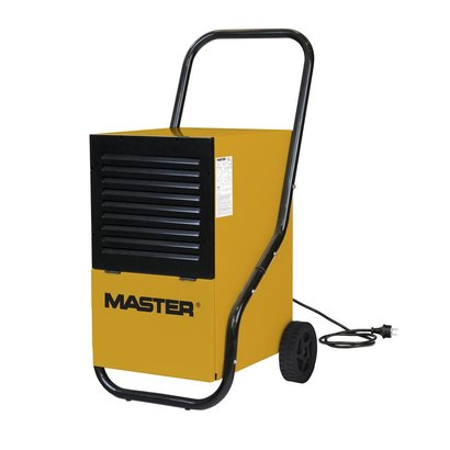 Master Climate Solutions MASTER CONSTRUCTION DRYER DEHUMIDIFIER DH 752 47L-24U