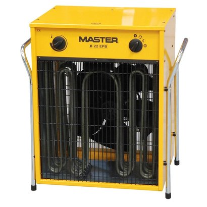 Master Climate Solutions MASTER ELECTRIC HEATER B22 EPB 22KW