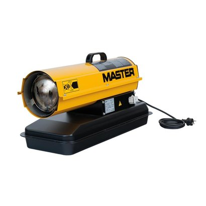 Master Climate Solutions MASTER DIRECTE DIESEL HEATER B35 CED 10KW