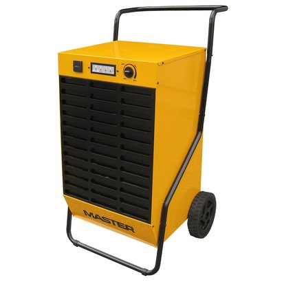 Master Climate Solutions MASTER CONSTRUCTION DRYER DEHUMIDIFIER DH62 52L-24U
