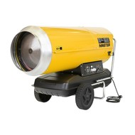 Master Climate Solutions MASTER DIRECT DIESEL HEATER B230 65KW