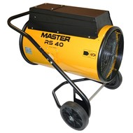 Master Climate Solutions MASTER ELEKTRISCHE HEATER RS40