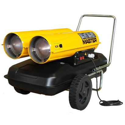 Master Climate Solutions MASTER DIRECT DIESEL HEATER B300 CED 88KW