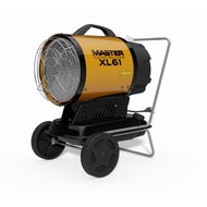 Master Climate Solutions MASTER INFRAROT DIESEL HEATER XL61 MIT TROLLEY