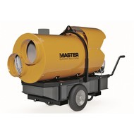 Master Climate Solutions MASTER INDIRECTE DIESEL HEATER BV500 13CR 150KW