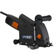 Spero tools Spero 125mm Elektra Grabenfräse - 1400Watt