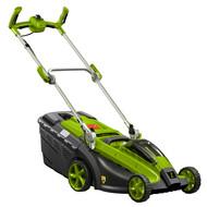 Zipper Machines  Austria zipper Comfort lawn mower 40 v Battery