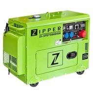 Zipper Machines  Austria Power Generator ZI-STE7500DSH