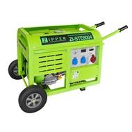 Zipper Machines  Austria Steam generator ZI-STE8004