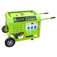 Zipper Machines  Austria Power generator ZI-STE8000