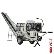 Lumag Zumag zaagkloofmachine SSA400E