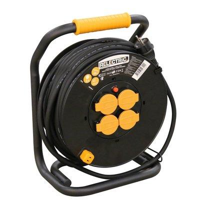 RELECTRIC RELECTRIC PRO KABELHASPEL 40 MTR IP 44 3X2,5MM
