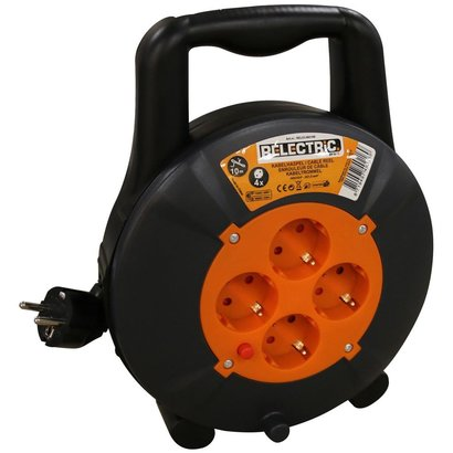 RELECTRIC RELECTRIC KABELBOX 10 MTR 3X1,5MM