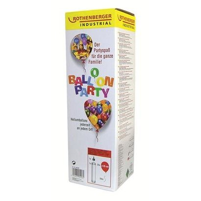 ROTHENBERGER ROTHENBERGER BALLOON PARTY, GAS 930ML, 110BAR