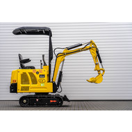 Günter Grossmann Günter Grossmann GG800 mini Excavator