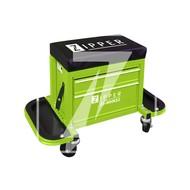 Zipper Machines  Austria ZI-MHKS3 Mobiler Montagehocker mit Schubladen