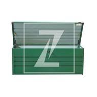 Zipper Machines  Austria ZI-GAB132GR Außenaufbewahrungsbox