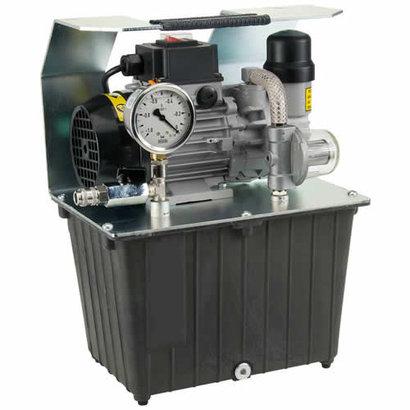 Spero tools Compact vacuum pump with 8 liter vacuum tank - SPV200 SPERO