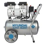 HYUNDAI POWER PRODUCTS STILLE KOMPRESSOR 24L 8 BAR