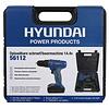 HYUNDAI POWER PRODUCTS BATTERIEBOHRER 14.4V