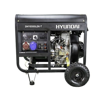 HYUNDAI POWER PRODUCTS DIESEL GENRTR 7,5 KW (KR)