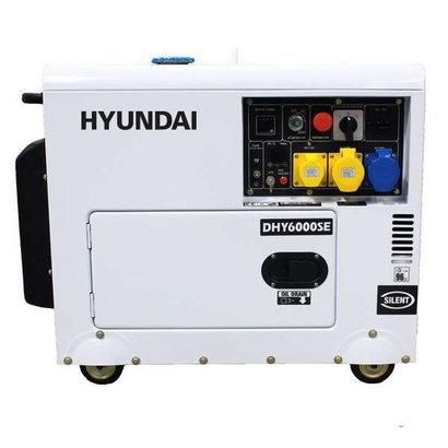 HYUNDAI POWER PRODUCTS DIESEL GENERATOR 5,3 KW