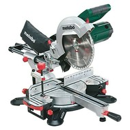 Metabo KGS 254 M Crosscut saw with laser - 1800W - 254 x 30mm