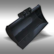 Günter Grossmann Schaufelnivellierung 1000 mm Minibagger GG1600 - Copy