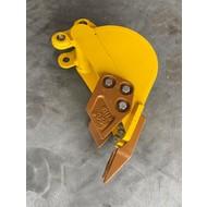 Günter Grossmann Narrow bucket 200 mm mini excavator - Copy