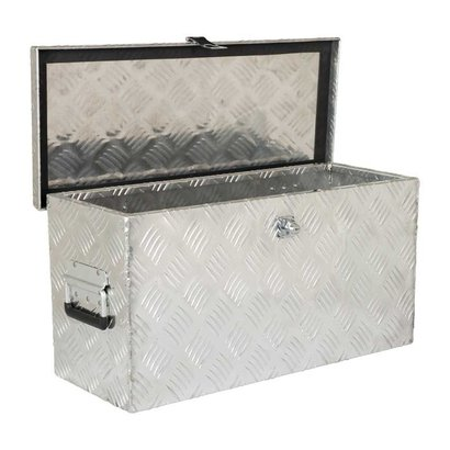 Nize ALUMINUM BOX 60X25X30 CM.