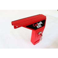 Trailer Gear Door lock Commercial vehicle tow bar lock