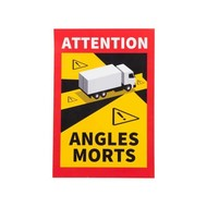 Trailer Gear DODEHOEK STICKER / ANGLES MORTS