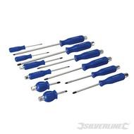 Silverline 12-delige ingenieurs schroevendraaier set