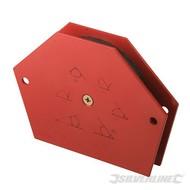 Silverline Lasmagneet rood 18kg