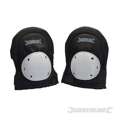 Silverline Kniebeschermers met harde pads