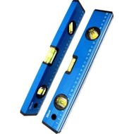 Hofftech spirit level 30 cm blue