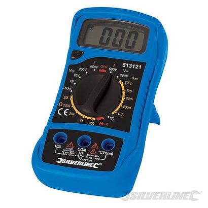 Silverline Digitale multimeter