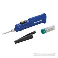 Silverline Batterij soldeerbout, 8 W