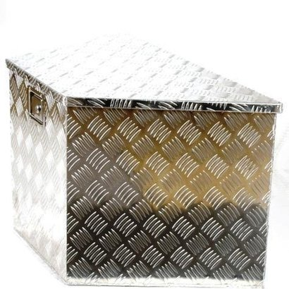 Nize Aluminium kist, dissel model Lichtgewicht kist