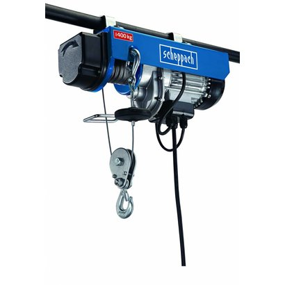 Scheppach Elektrische katrol HRS250